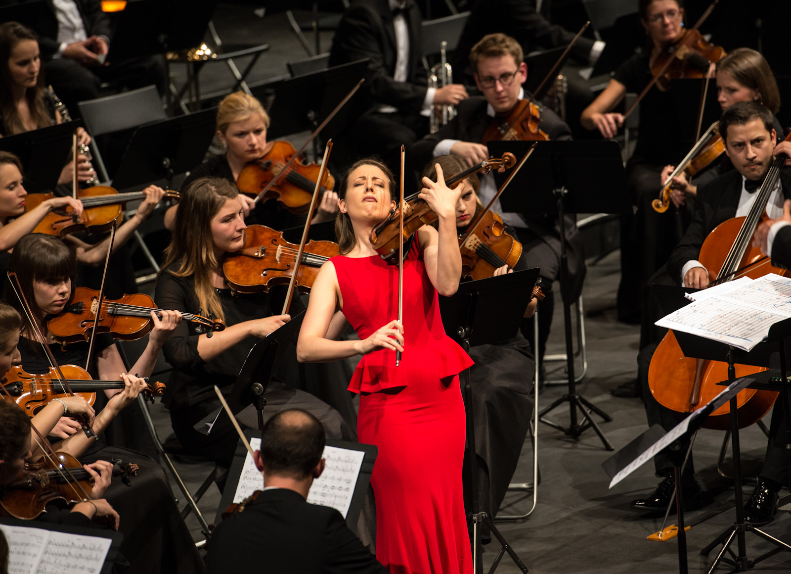 Warsaw La Folle Journée Korngold Concerto 2014