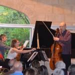 Strasbourg January 19th, Piano trios