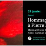 Marseille Janvier 2020 : save the date !