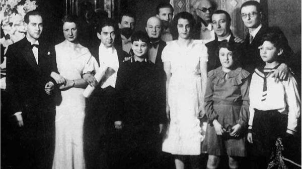 Varsovie Concours Wieniawski 1935