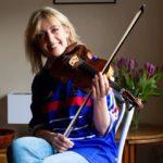 """Article Ouest France : """" Marina Chiche, visage de la musique classique, star du violon, fan de l'OM et des Bleus."""""""