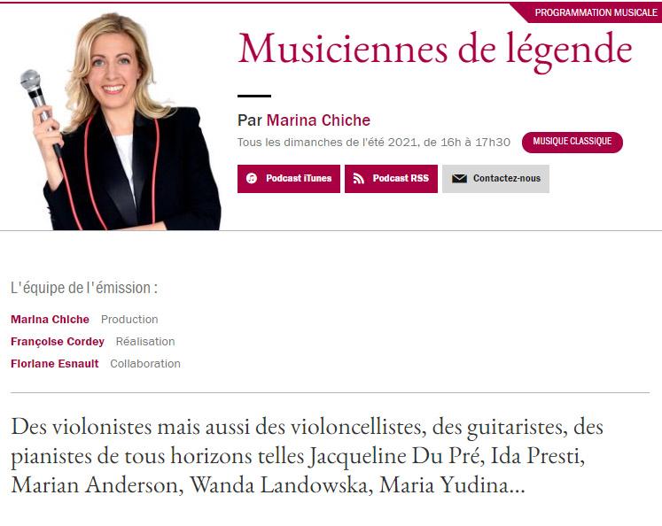 musiciennes-legende-marina-chiche-france-musique-2021